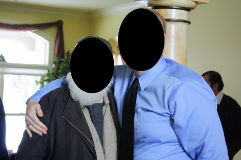 """Yusuf Estes: """"We were honored by Sheikh Suhaib Webb by a visit to our community here in Columbus, Ohio. While he was here we discussed many things about the condition of our ummah and the dawah here in America. It seems we are all on the same page when it comes to bringing the message to our youth and non-Muslims."""" [IslamNewsRoom]"""