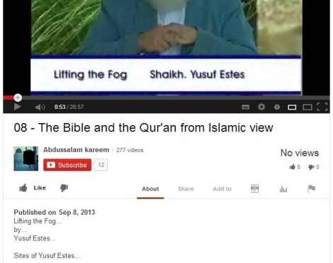 09092013 youtube quran lifting fog